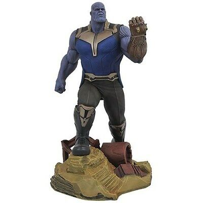 Avengers: Infinity War Marvel Gallery Thanos 9-Inch Collectible PVC Statue