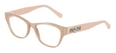 7ffd8943825b Brand new Versace VE 3180 5039 Beige 51mm Authentic Eyeglasses Frames Italy