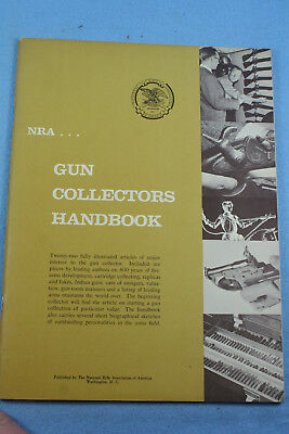 NRA Gun Collectors Handbook
