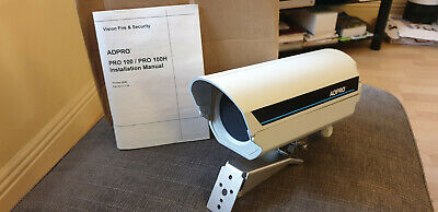 ADPRO PRO100 External 100m PIR Passive Infrared Detector Motion Intrusion