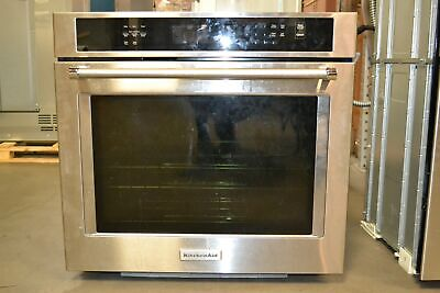 """KitchenAid KOSE500ESS 30"""" Single Wall Convection Oven - Stainless Steel"""