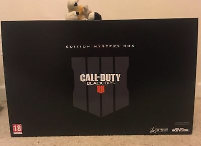CALL OF DUTY BLACK OPS 4 MYSTERY COLLECTORS Zombies Weapons BOX Pro EDITION PS4