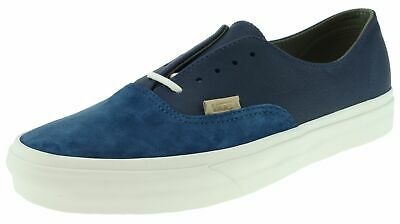 Vans AUTHENTIC DECON Classics pig suede leather midnight Gr.43