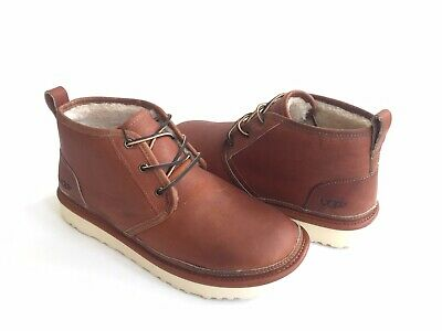 dcf725f35ad UGG AUSTRALIA NEUMEL Pinnacle Tan Lace Up Boot 1100024 Horween ...