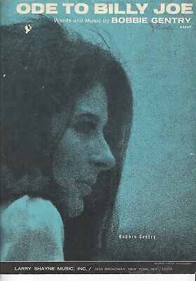 Ode to Billy Joe Words & Music by Bobby Gentry 1967