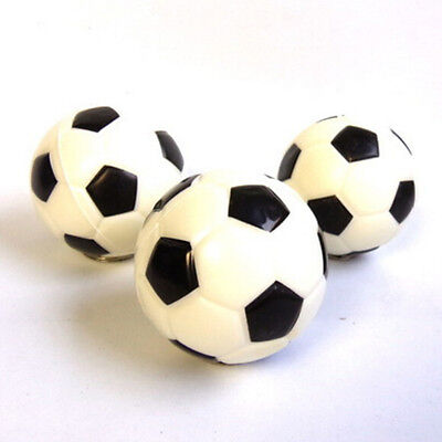 Soft Soccer Shaped Stress Ball Stress Relief Squeeze Foam Ball Kids Gift  LE