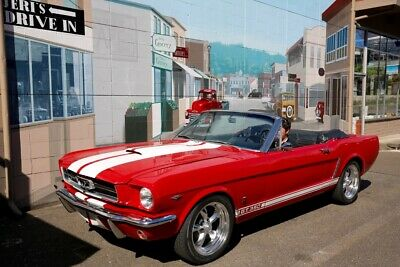 Ford Mustang 1965 classiccar