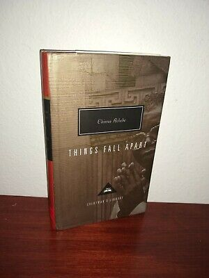Things Fall Apart (Everyman's Library) (Hardcover)