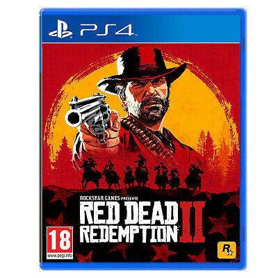 Red Dead Redemption 2 II Ps4 Sec.