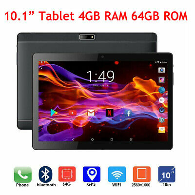 TABLET 10 POLLICI 3G OCTA CORE 8 2.0GHz 4GB RAM 64GB ROM ANDROID 7.0 DUAL PC