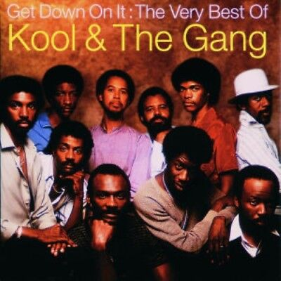 Kool And The Gang - Get Down On It The Very Best Of CD NEU & OVP (Greatest Hits)