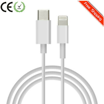 1 Pack USB Charger Cable For OEM Apple iPhone X 8 7 6 3FT/1M