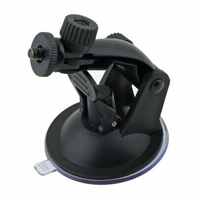 Car Suction Cup Mount Holder with Tripod Adapter for Gopro Hero 3 2 1 Camera GH
