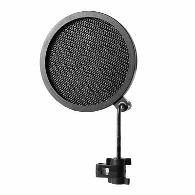 PS-2 Double Layer Studio Microphone Mic Wind Screen Pop Filter For Recording VB
