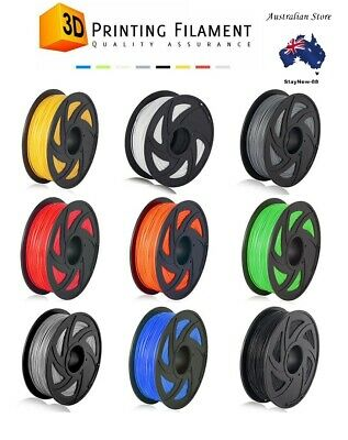 3D Printer Filament PLA 1.75mm +/-0.02mm 1KG Melbourne Stock