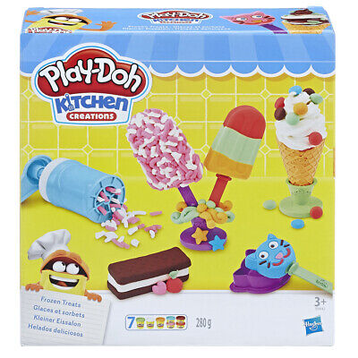 Play-Doh Kitchen Creations Frozen Treats Play Set - BRAND NEW