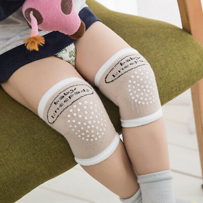 Kid anti-slip elbow cushion crawl knee pad for Infant toddler baby protector PK