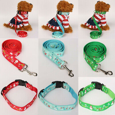 3 Color Adjustable Rope For Pet Dog Puppy Training Lead Strap Traction Collar
