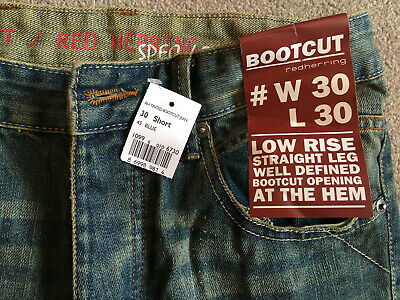 8c18c54c RED HERRING MENS Bootcut Jeans W36 L32 New With Tag - £9.99 ...