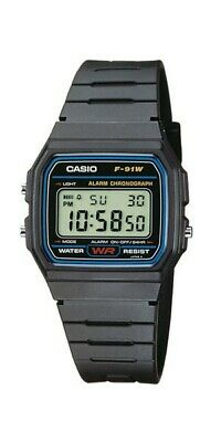 Casio Reloj de Pulsera Collection F-91w-1yef
