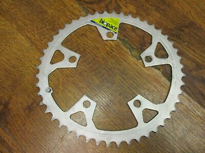 Shimano Biopace-SG 52T Chainring 130mm BCD Silver Y14M52100