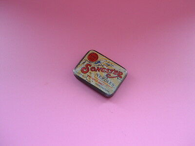 Vintage Songster Gramophone Needle Tin With Needles In Very Good Condition