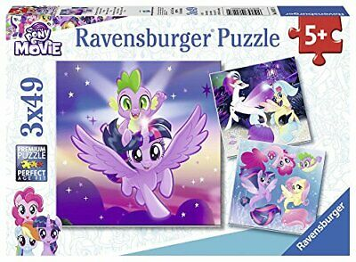 Ravensburger Italy Puzzle My Little Pony, 08027 4 (N0M)