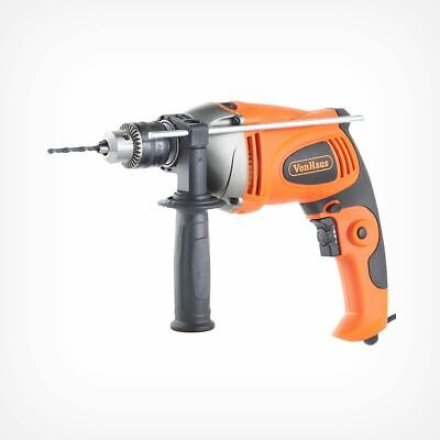 1050W Corded Impact Drill Builders Electric Powerful Tool Metal Chuck Driller