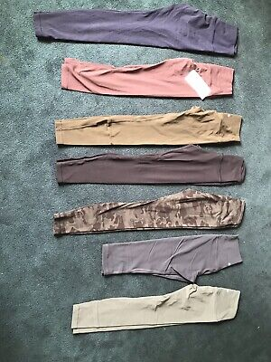 "9d263342db HUGE LOT OF 9!!! Lululemon Align Leggings! Size 4 And 6 25""and 28 ..."