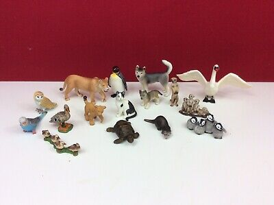 Schleich Animals Various Joblot X16