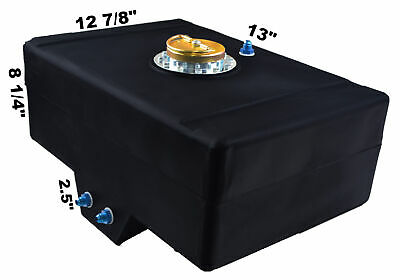 Racerdirect 5 Gallon Racing Fuel Cell With Sump D Ring Cap