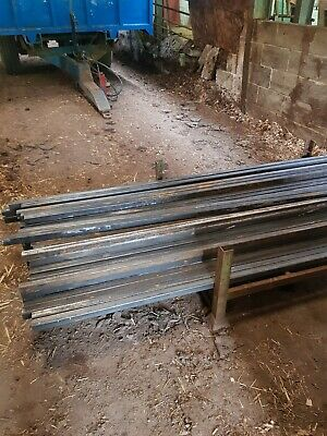 One x 2.4m Steel Box Section,40mm X 40mm,3mm