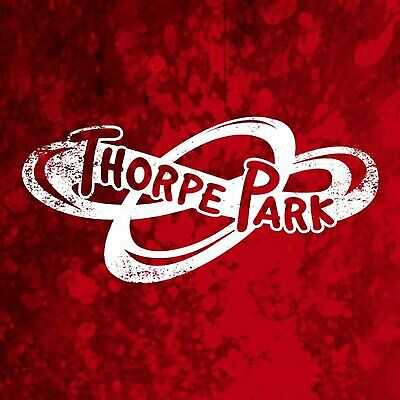 2  x THORPE PARK tickets all 9 code to pick your own date with sun savers.