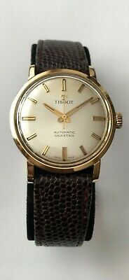 Vintage Tissot Watch Seastar Swiss CHs Tissot & Fills Cal. 783 Fab suisse Workin