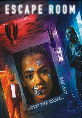 Escape Room (2019), DVD