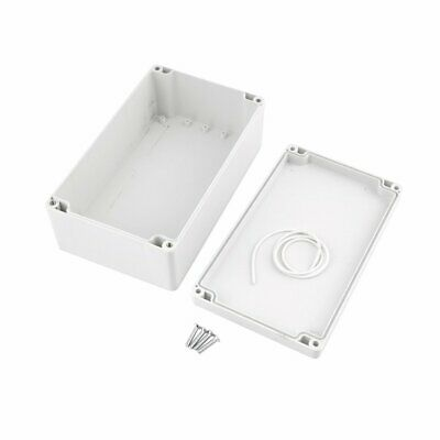 Waterproof Electronic Junction Project Box Enclosure Case 200x120x75mm MN