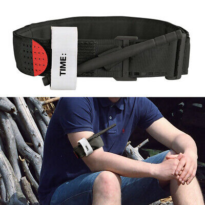 Rapid One Hand Application Emergency Outdoor First Aid for Emergency Blood Loss