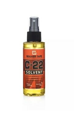 c22 citrus solvent spray on adhesive glue cleaner lace wig toupee c22
