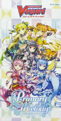 Bushiroad Cardfight!! Vanguard Extra Booster Vol. 5 Primary Melody 12Pack BOX