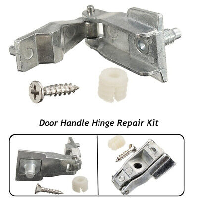 New Genuine 51964555 Chrome Outer Door Handle Hinge Repair Kit OS or NS