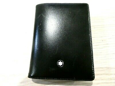 Montblanc Nightflight Multi Credit Card Case
