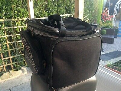 Cargo Endurance Motorcycle Scooter Detachable Saddle Bag TT Race Camping Touring