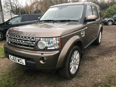 2010 Landrover Discovery 4 3.0 Tdv6 Hse Automatic