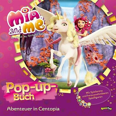 Mia and me - Pop-up-Buch,