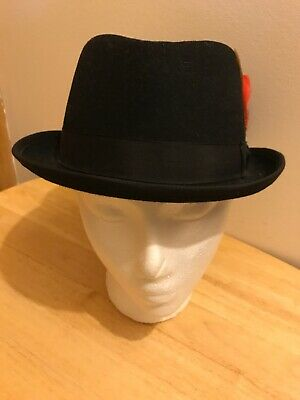 20c29ac7 JAXON HATS MADE in the USA - Classics Wool Felt Top Hat - $75.00 ...