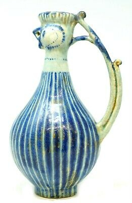 Kashan Pottery Persian 13th Century Ewer