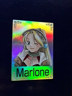 atelier marie movic cd series  TRADING CARD