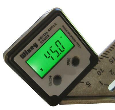 Wixey-WR300-2 Digital Angle Gauge with Backlight