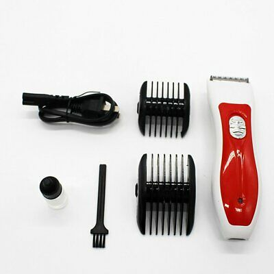 Pet Cat Dog Electric Hair Trimmer Clipper Animal Machine Shaver Kit@+