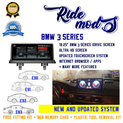 BMW F20/F30 NAV Repairs/Basic Entry_Head Unit/F series